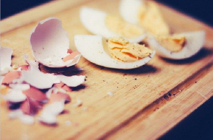 Cómo favorece el consumo de huevos a tu salud capilar