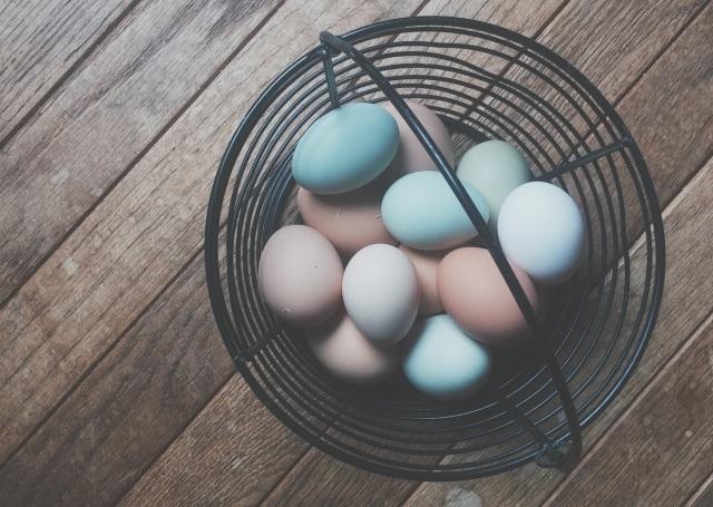 venta de huevos ecológicos
