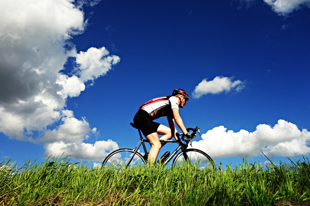 huevos ecológicos - hacer deporte