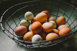 venta de huevos