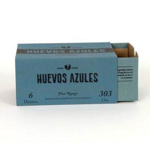 Venta de Huevos Azules Araucana