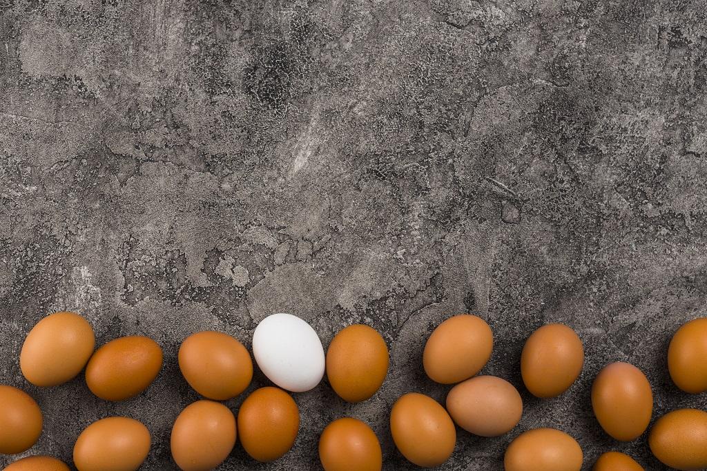 Claras de huevo antes de entrenar