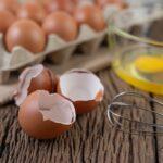 código de los huevos