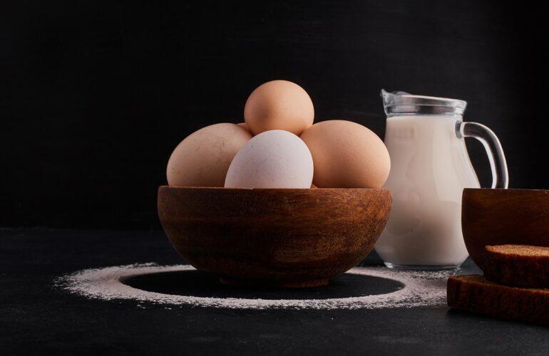 curiosidades sobre los huevos
