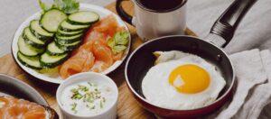 enriquecer tus platos con huevos
